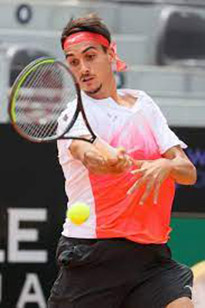tennis - Lorenzo Sonego (foto web)