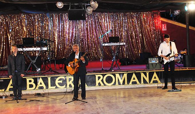 Balera-Nduccio con Luca Ragnone e chitarrista Marco Petta