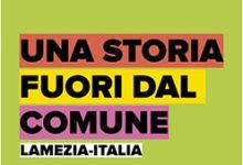 Una storia fuori dal Comune Lamezia Italia- Copertina