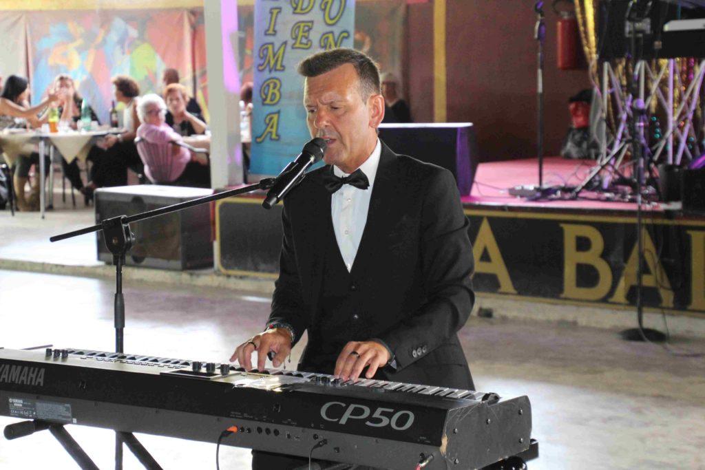 giò al pianoforte