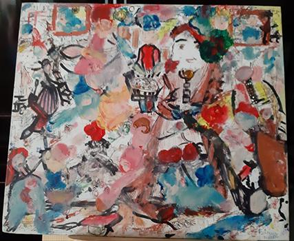 Francesca Ferretti pittrice - quadro 1