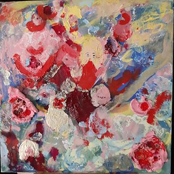 Francesca Ferretti pittrice- quadro 2
