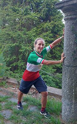 Mountain Bike - Karin Tosato 1