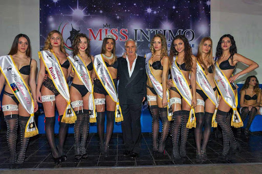 Riccardo Modesti - miss intimo - (foto web)