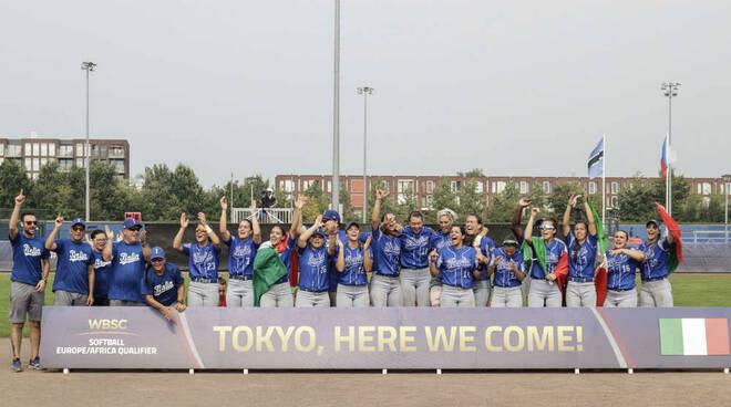 tokio - nazionale-italiana-softball- (foto web)