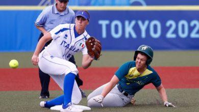 tokio - softball- italia-australia (foto web)