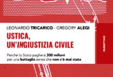 ustica un'ingiustizia civile - copertina