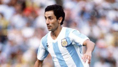 calcio Ardiles Osvaldo