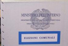 elezioni_comunali - ministero interno
