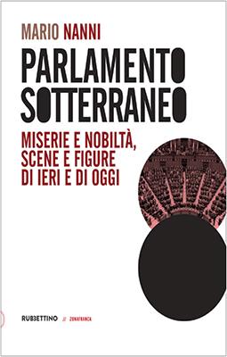 Parlamento sotterraneo - copertina